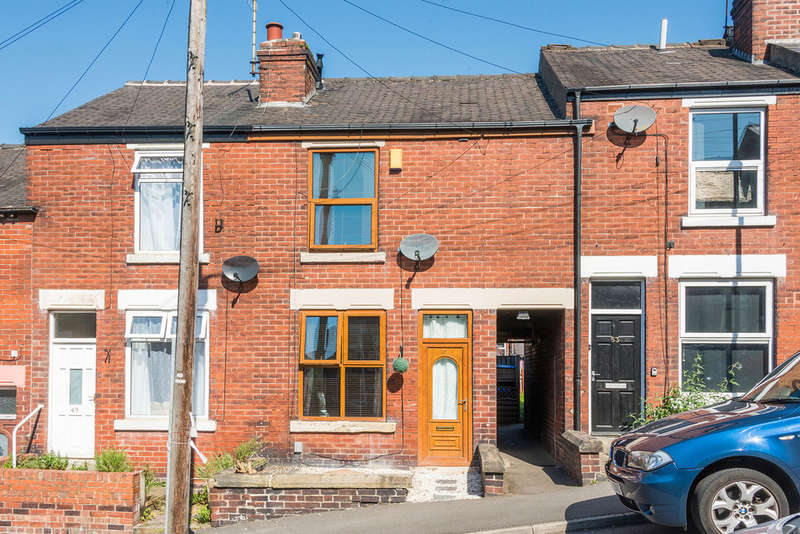 3 Bedrooms Terraced House for sale in Aisthorpe Road, Woodseats