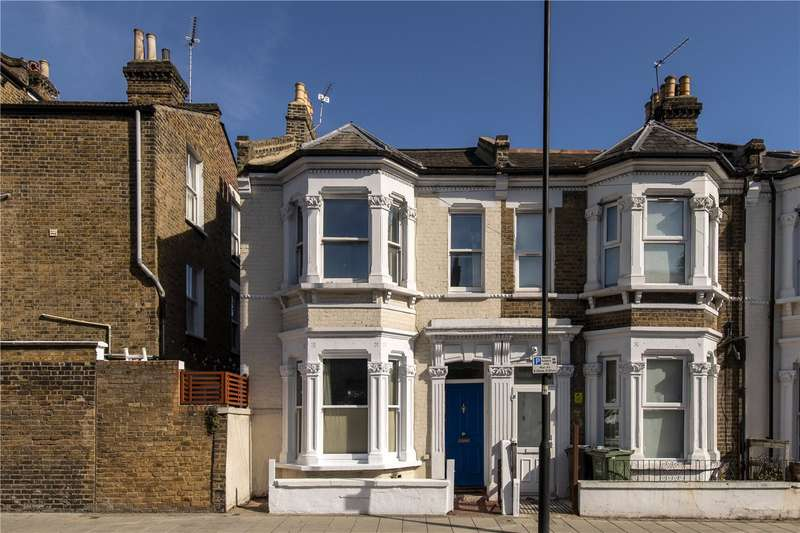 3 Bedrooms End Of Terrace House for sale in Morval Road, London, SW2
