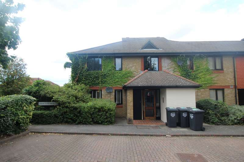 2 Bedrooms Apartment Flat for sale in Louvain Road, Greenhithe, Kent, DA9