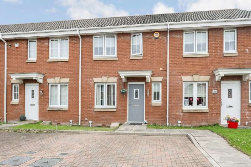 3 Bedrooms Property for sale in Martyn Grove, Cambuslang, Glasgow, G72