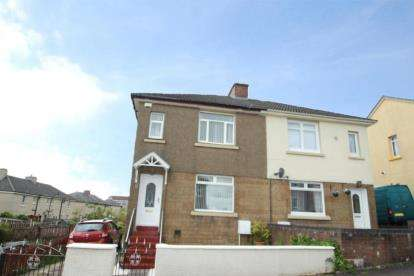 2 Bedrooms Semi Detached House for sale in Park Street, Airdrie, North Lanarkshire