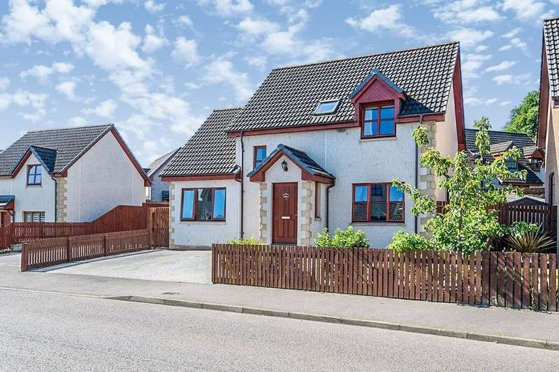5 Bedrooms Detached House for sale in Bain Avenue, Elgin, IV30