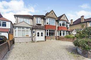6 Bedrooms Semi Detached House for sale in Shirley Road, Shirley, Croydon, Surrey