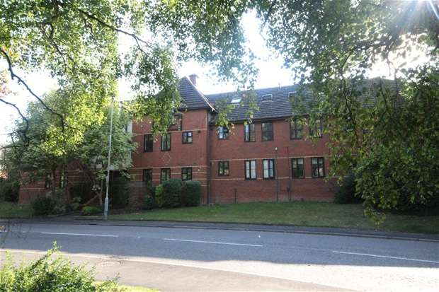 Flat for sale in Station Road, Harpenden