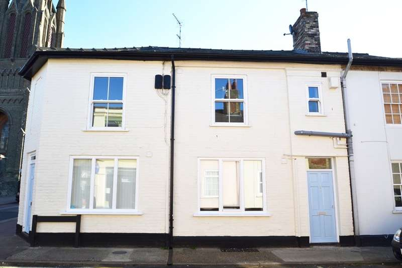 1 Bedroom Maisonette Flat for rent in St. Johns Place, Bury St. Edmunds