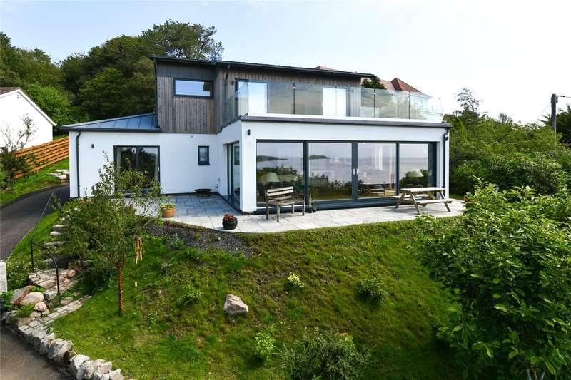 3 Bedrooms Detached House for sale in Tullimaar, Rockcliffe, Dalbeattie, Dumfries and Galloway, DG5
