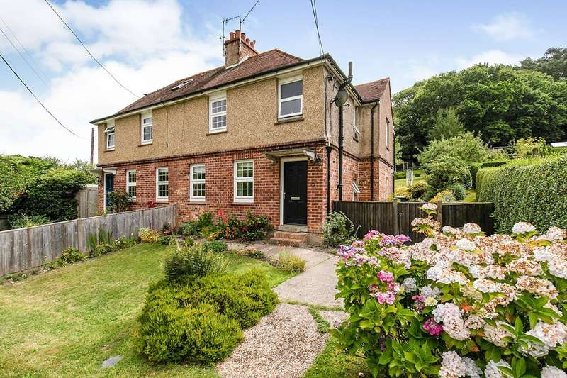 3 Bedrooms Semi Detached House for sale in Eatenden Lane, Mountfield, Robertsbridge, East Sussex, TN32