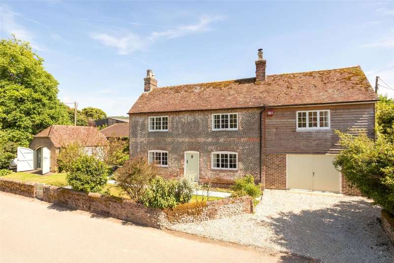 5 Bedrooms Detached House for sale in Stoughton, Stoughton, Chichester, West Sussex, PO18
