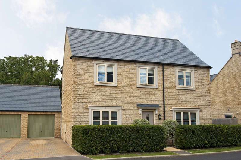 4 Bedrooms Detached House for sale in Jacobs Piece, Fairford