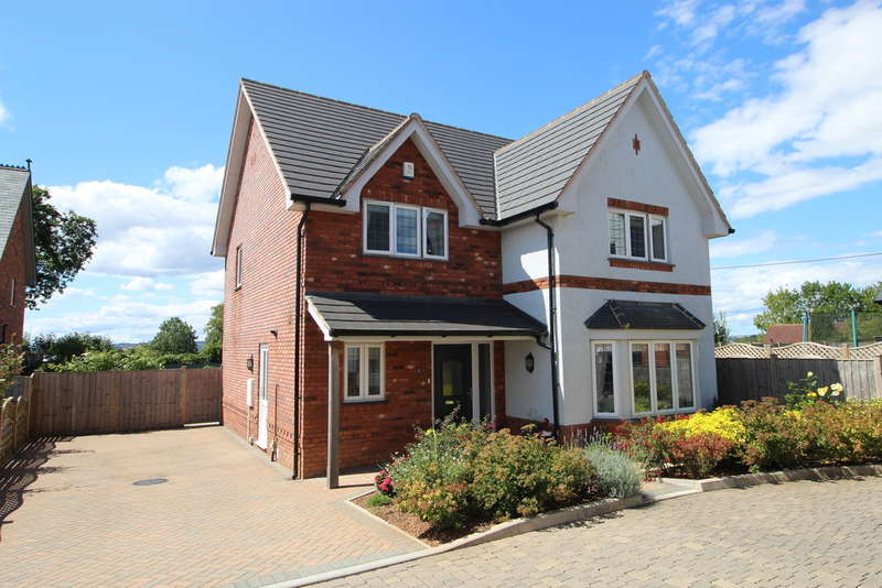 4 Bedrooms Detached House for sale in Rockbeare
