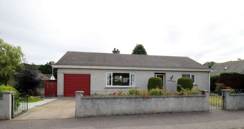 2 Bedrooms Detached Bungalow for sale in Seaforth Road, Nairn