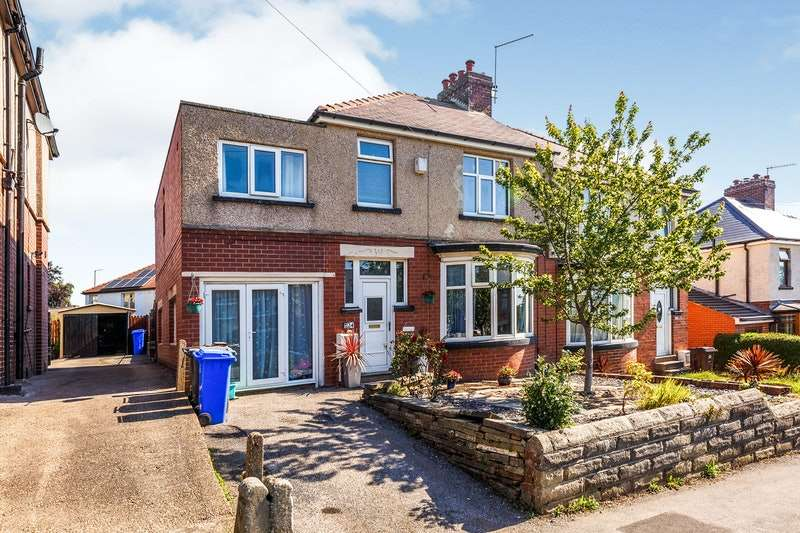 5 Bedrooms Semi Detached House for sale in Worrall Road, Sheffield, South Yorkshire, S6