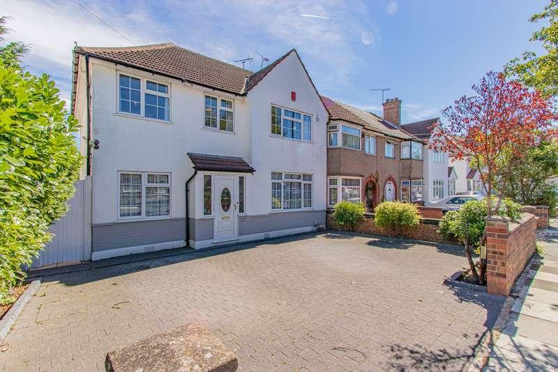 5 Bedrooms Property for sale in Horsenden Lane North, Greenford,UB6