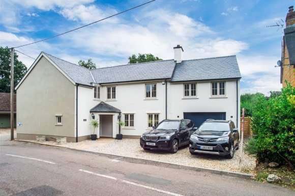 4 Bedrooms Detached House for sale in Malzor Lane, Milton Malsor, Northampton