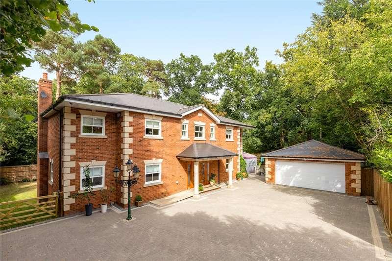 5 Bedrooms Detached House for sale in Longdown Road, Sandhurst, Berkshire, GU47