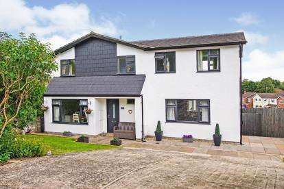 4 Bedrooms Detached House for sale in Dinch Hill, Undy, Caldicot, Sir Fynwy