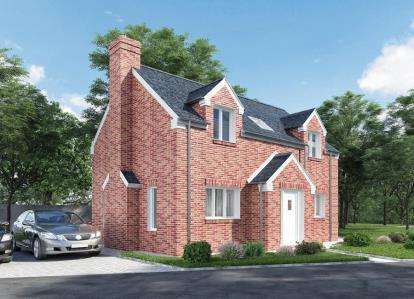 3 Bedrooms Detached House for sale in Broadleaf Close, Alfreton Road, Sutton In Ashfield