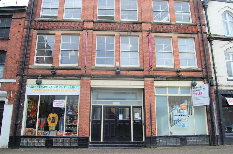 1 Bedroom Commercial Property for rent in Berry Street, Wolverhampton, Unit B4, WV1 1HA