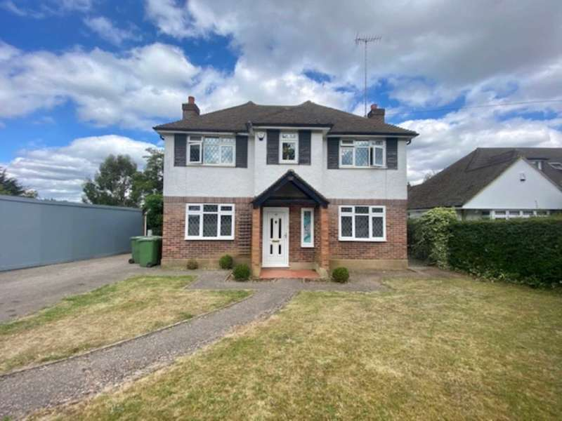 4 Bedrooms Detached House for sale in Goodyers Avenue, Radlett