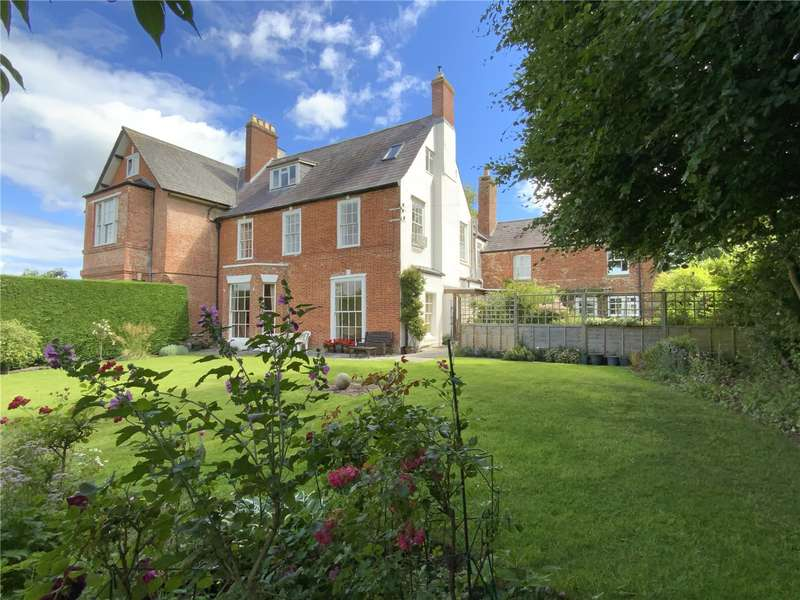 5 Bedrooms Terraced House for sale in Highlands House, Potterne, Devizes, Wiltshire, SN10