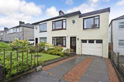 4 Bedrooms Semi Detached House for sale in Newtyle Road, Paisley