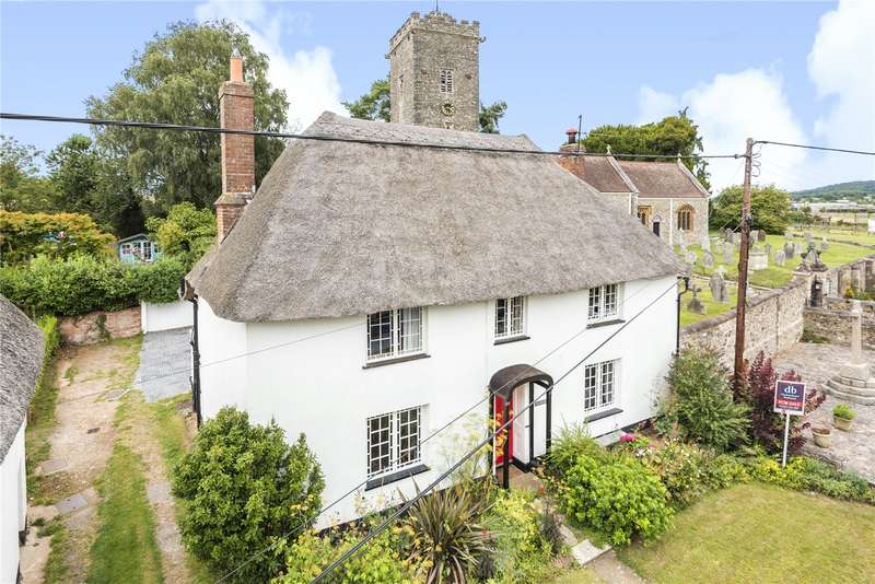 5 Bedrooms Detached House for sale in Payhembury, Honiton, Devon, EX14
