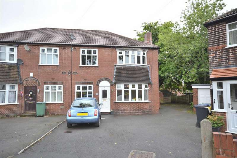 2 Bedrooms Apartment Flat for sale in Heys View, Prestwich