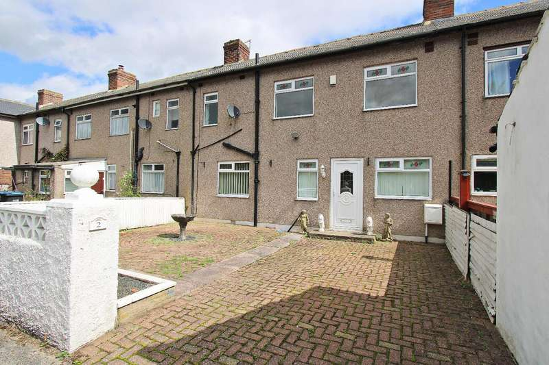 3 Bedrooms Terraced House for sale in Auton Field Terrace, Bearpark, Durham