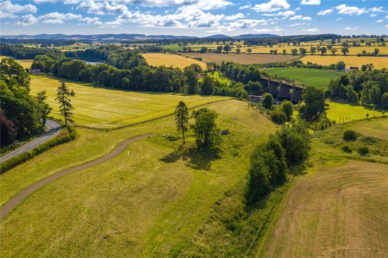 Plot Commercial for sale in The Plot At Mill House, Kinclaven, Perthshire, PH1