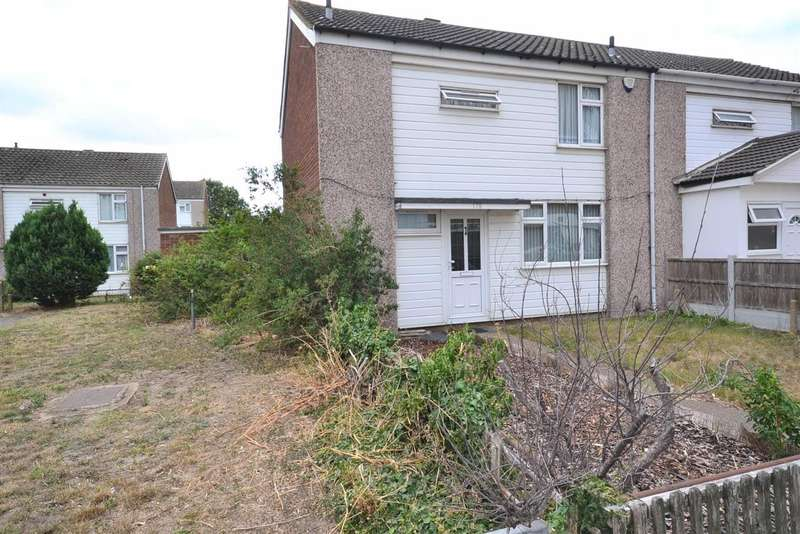 3 Bedrooms Semi Detached House for sale in Godman Road, Chadwell St.Mary