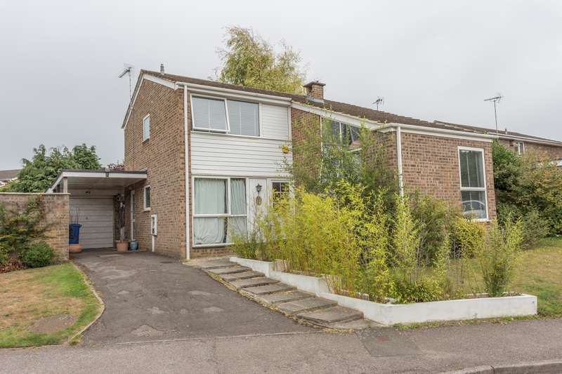 4 Bedrooms Detached House for sale in GREAT POTENTIAL. GAINSBOROUGH DRIVE ASCOT SL5 8TB