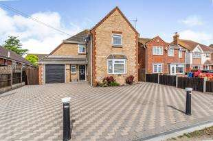 4 Bedrooms Detached House for sale in Baldwin Road, Minster On Sea, Sheerness, Kent
