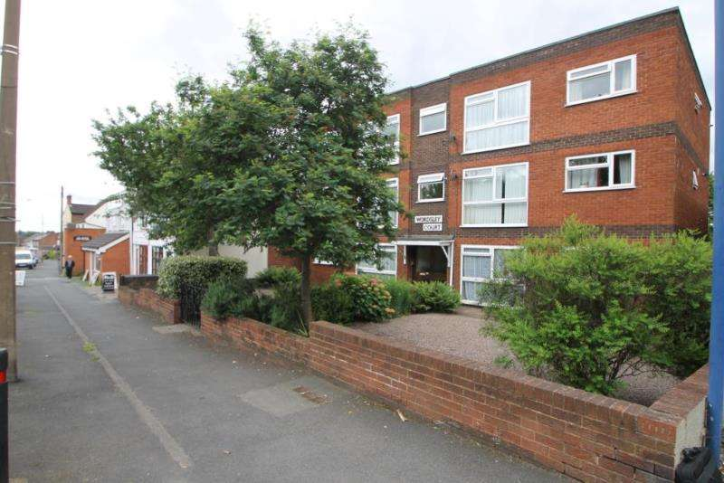 2 Bedrooms Apartment Flat for rent in Wordsley Court, Wordsley, Stourbridge, DY8 5QS