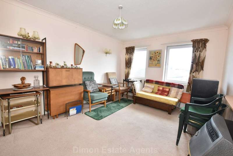 2 Bedrooms Retirement Property for sale in Homefort House, Gosport
