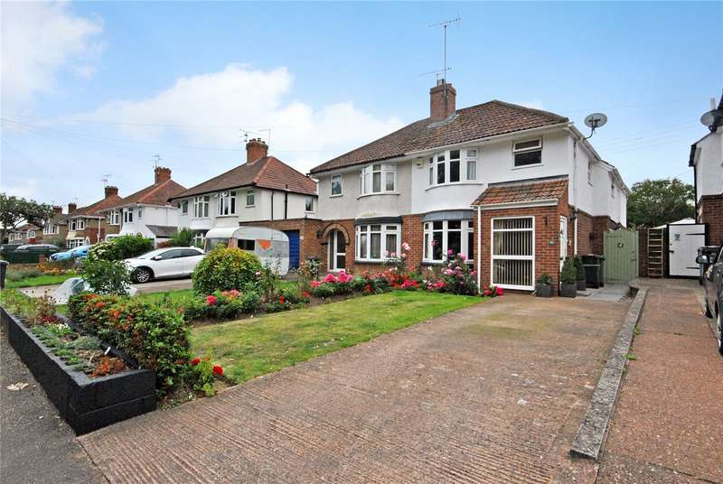 3 Bedrooms Semi Detached House for sale in Priorswood Road, Taunton, Somerset, TA2