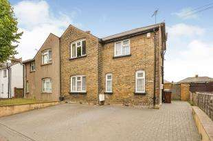 3 Bedrooms Semi Detached House for sale in Milton Road, Swanscombe, Kent, England