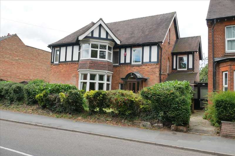 4 Bedrooms Detached House for sale in Coventry Road, Coleshill