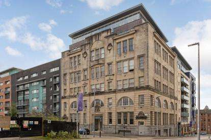 3 Bedrooms Flat for sale in College Street, Merchant City, Glasgow