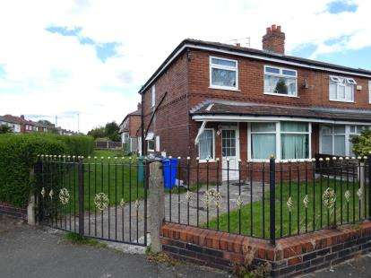 3 Bedrooms Semi Detached House for sale in Egerton Road South, Chorlton, Manchester, Greater Manchester