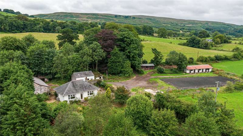 Land Commercial for sale in Crosshouse, Campsie Glen, Glasgow, East Dunbartonshire, G66