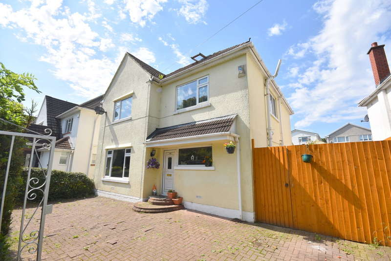 5 Bedrooms Detached House for sale in 157 Lavernock Road, Penarth, CF64 3RN