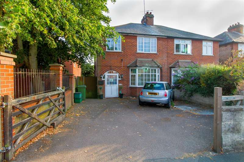 3 Bedrooms Semi Detached House for sale in Greenstead Road, Colchester, CO1