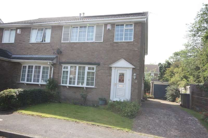 3 Bedrooms Semi Detached House for sale in Sinnington Close, Guisborough, TS14