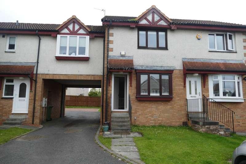 2 Bedrooms Semi Detached House for rent in Culross way Moodiesburn
