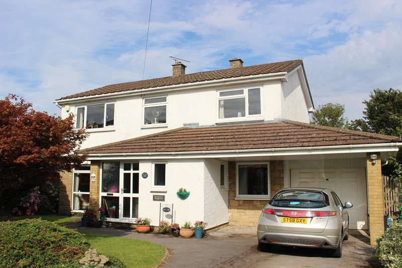 4 Bedrooms Detached House for sale in Tyle House Close, Llanmaes, Llantwit Major, CF61
