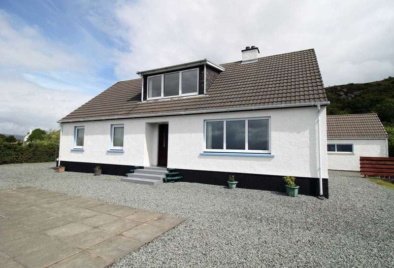 5 Bedrooms Detached House for sale in Badicaul