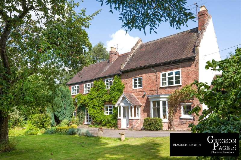 4 Bedrooms Detached House for sale in Torton Lane, Torton, Kidderminster, Worcestershire, DY10