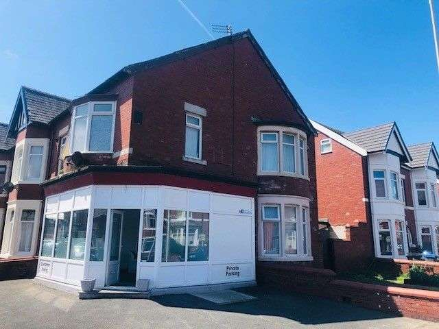 Property for sale in Holmfield Road, Blackpool, FY2