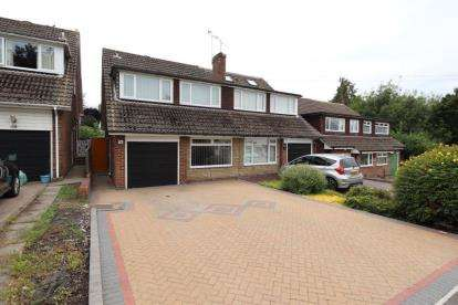 4 Bedrooms Semi Detached House for sale in Brentwood, Essex, United Kingdom