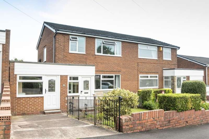 3 Bedrooms Semi Detached House for sale in Maple Close, Newcastle Upon Tyne, NE15